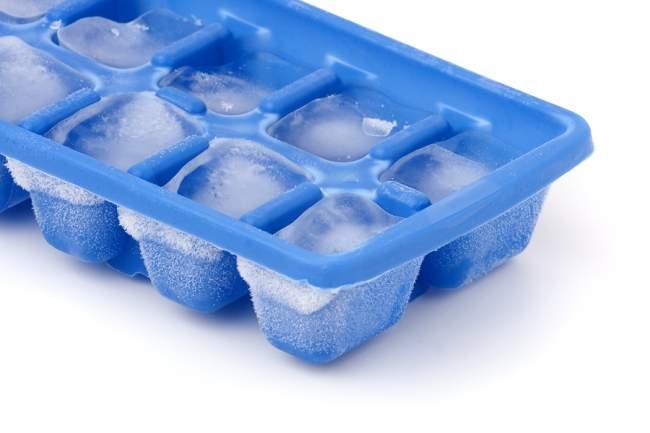freeze the wax