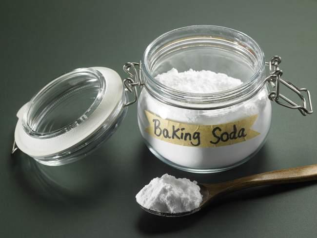 baking soda method