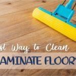 Best Way to Clean Laminate Floors [In 3 Easy Steps]