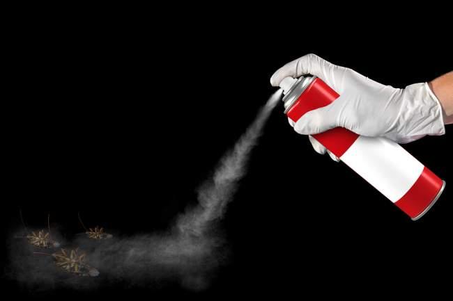 flea killing chemicals