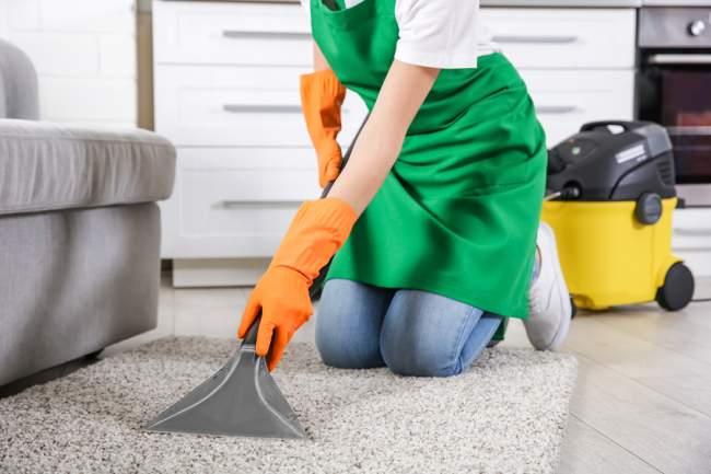 using vacuum