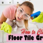 How to Clean Floor Tile Grout [Like a Pro]