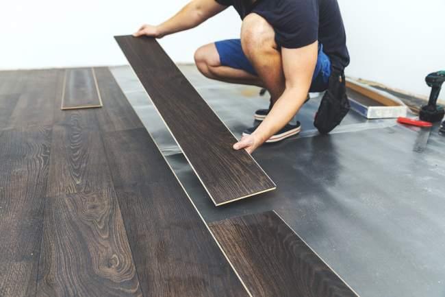 installing coretec flooring