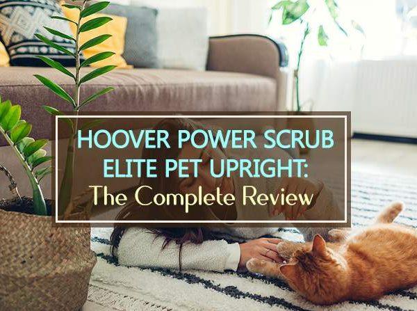 hoover power scrub elite pet upright