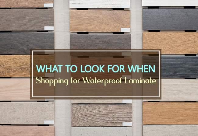 shopping for waterproof laminate
