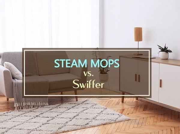 steam mops vs swiffer