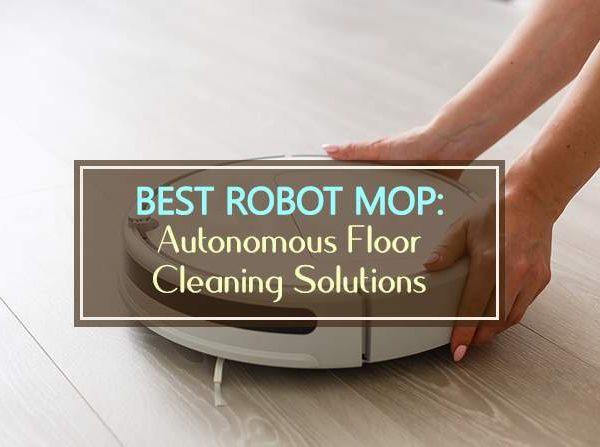 best robot mop