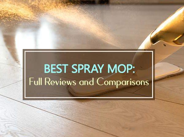 best spray mop