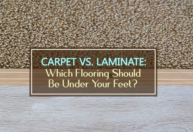 carpet vs laminate