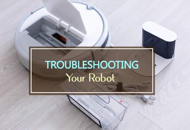 troubleshooting your robot