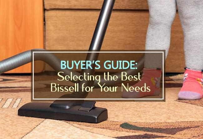 buyers guide bisell vacuum