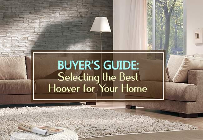 buyers guide hoover vacuum