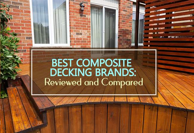 best composite decking brands