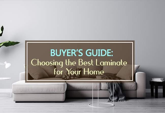 buyers guide laminate floor
