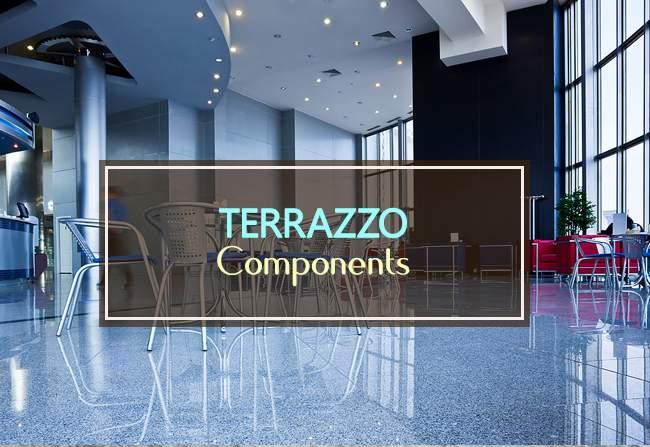 terrazzo components