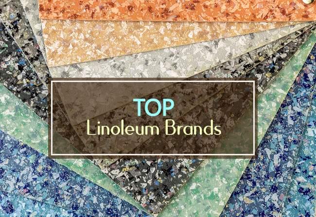 top linoleum brands