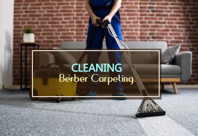 cleaning berber carpet
