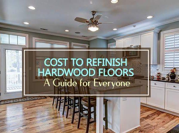 cost to finish hardwood floors