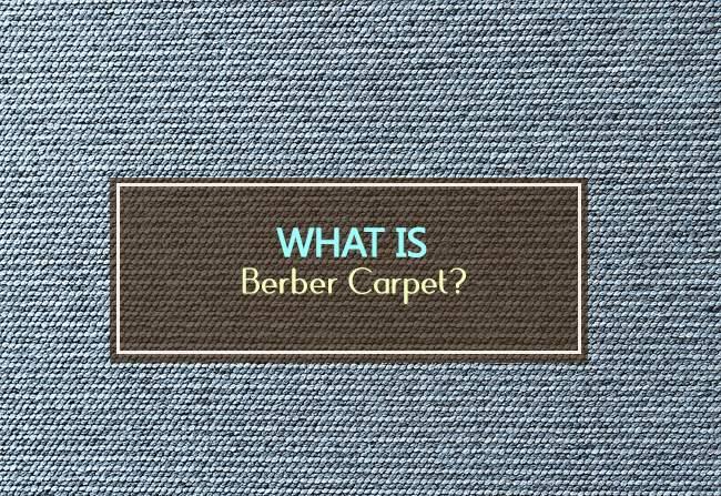 what is berbet carpet