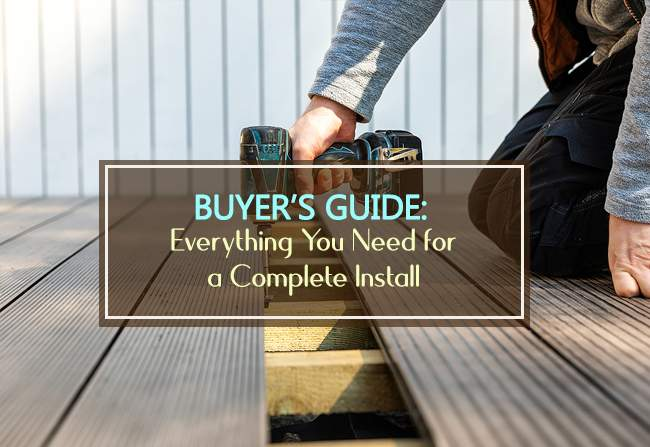 buyers guide trex composite decking