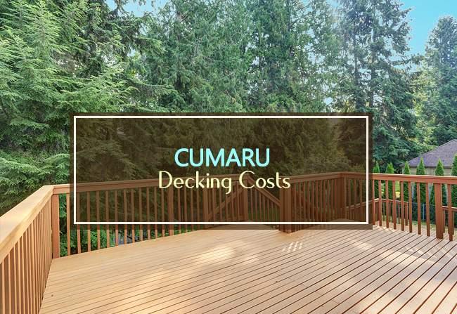 cumaru decking costs