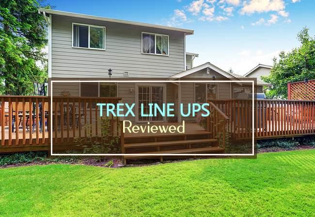 trex line ups
