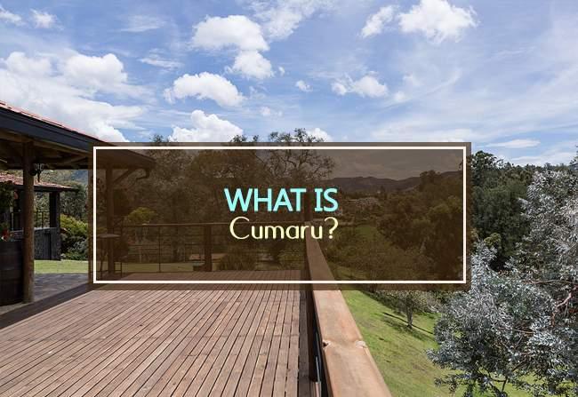 what is cumaru