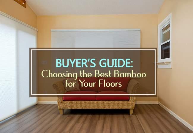 buyers guide best bamboo floors