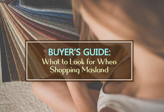 buyers guide masland carpet