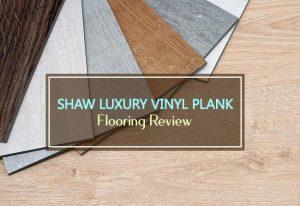 shaw luxury vinyl plank review