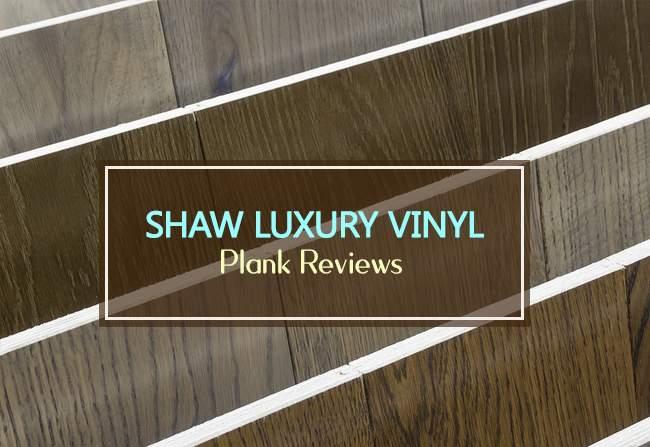 shaw luxury vinyl plank reviews
