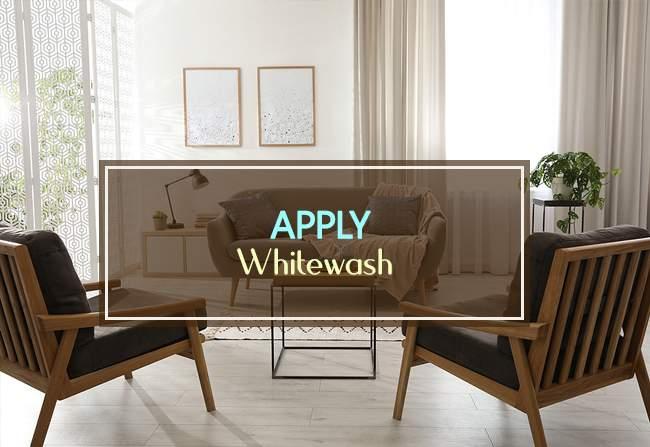 apply whitewash
