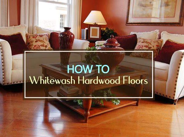 how to whitewash hardwood floors