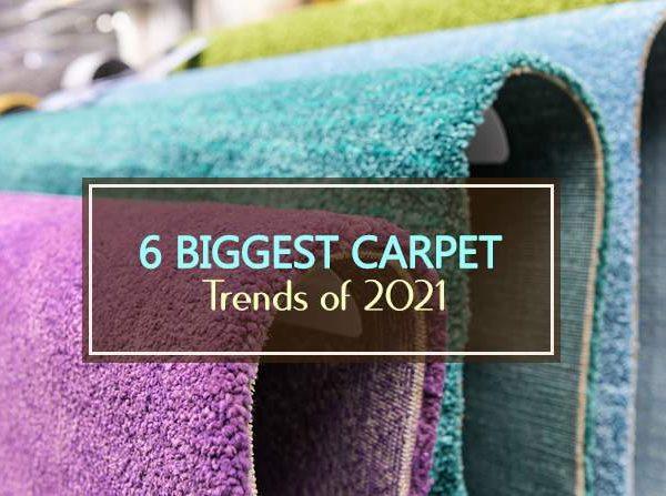 biggest carpet trends