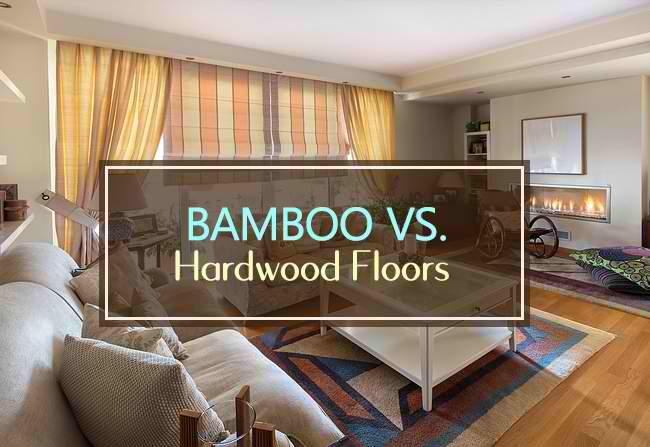 bamboo vs hardwood flooring