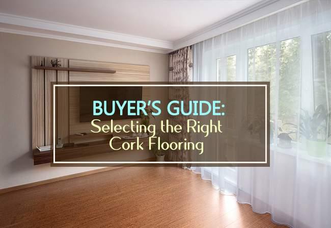 buyers guide cork flooring