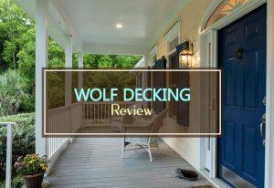 wolf decking
