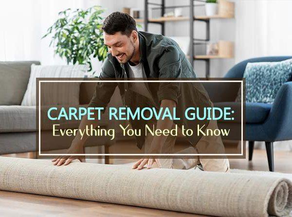 carpet removal guide