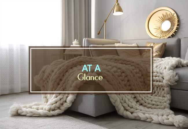 at a glance carpet vs hardwood