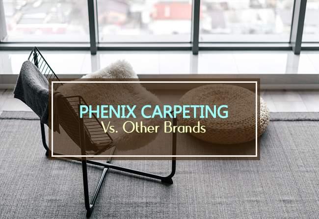 phenix carpeting vs other brands
