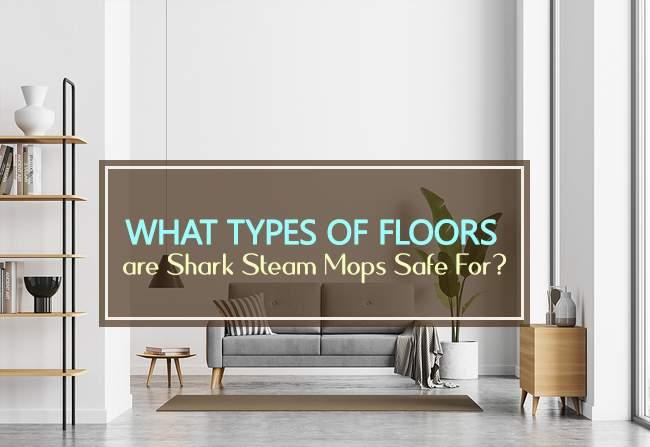 types of floors shark steam mops safe